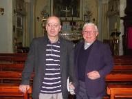 don Peppino Vitale e padre Tommaso Maisto