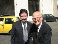 Bonnin con Giovanni Genovese