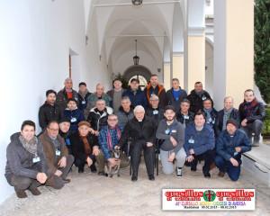 i partecipanti al 49° Cursillos uomini