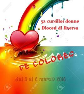 52° Cursillos Donne Diocesi di Aversa, a Maddaloni dal 3 al 6 marzo 20156