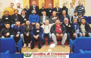 52° Cursillos Uomini Mugnao del Cardinale dal 20 al 23 ottobre 2016