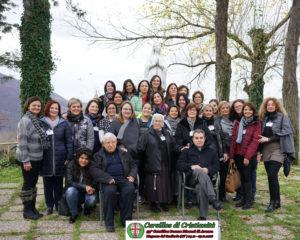 53° Cursillos Donne Mugnano del Cardinale dal 27 al 27 .11.2016