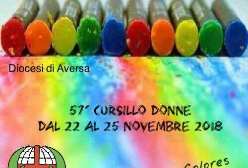57° Cursillo Donne
